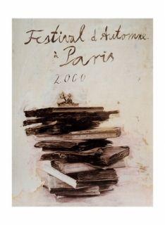 Литография Kiefer - Festival automne 2000