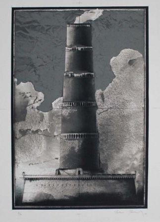 Литография Paul - Festungsturm