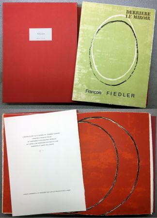 Иллюстрированная Книга Fiedler - FIEDLER. DERRIÈRE LE MIROIR N°167. Octobre 1967. TIRAGE DE LUXE.