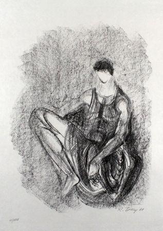 Литография Belling - Figur