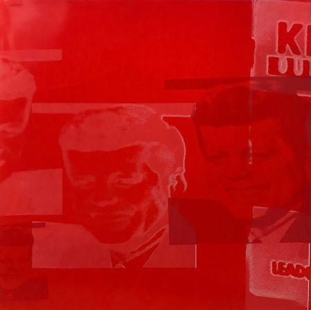 Сериграфия Warhol - FLASH - NOVEMBER 22, 1963 FS II. 35
