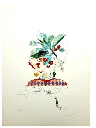 Литография Dali - Flordali - Cerises