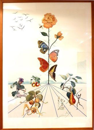 Литография Dali - Flordali II