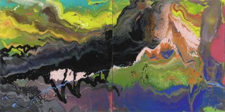 Многоэкземплярное Произведение Richter - FLOW