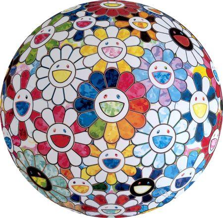 Гашение Murakami - Flowerball : Rainbow In The Midst