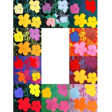 Сериграфия Warhol (After) - Flowers - Portfolio