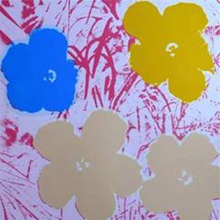 Сериграфия Warhol (After) - Flowers Ii