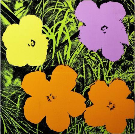 Сериграфия Warhol - Flowers(Fs Ii.67)
