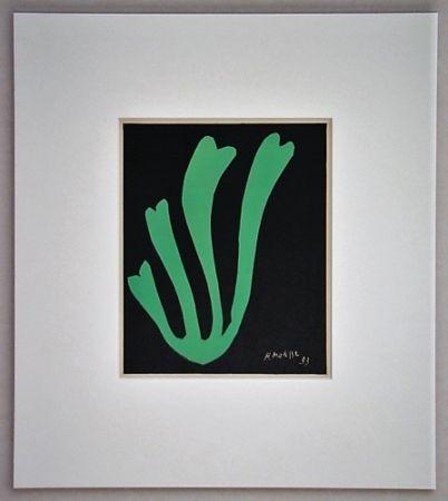 Литография Matisse - Fougère - 1953