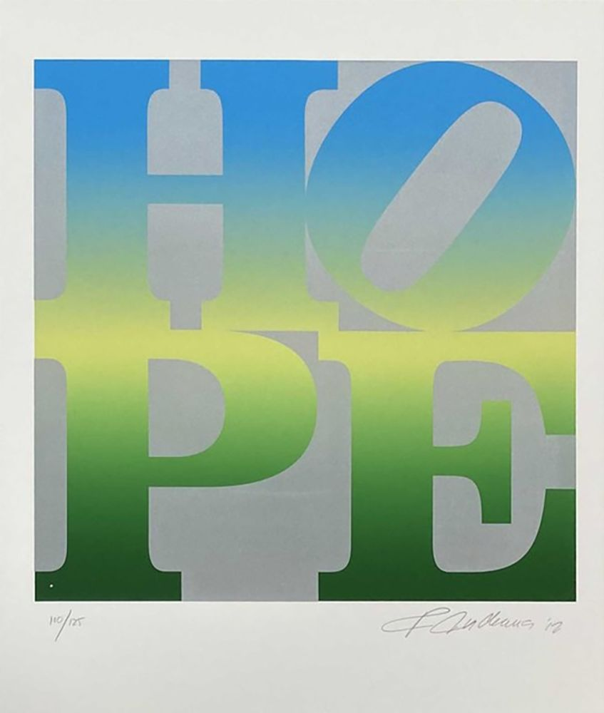 Многоэкземплярное Произведение Indiana - Four Seasons of Hope (Green)