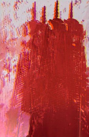 Литография Perez - Freedom Tower 3