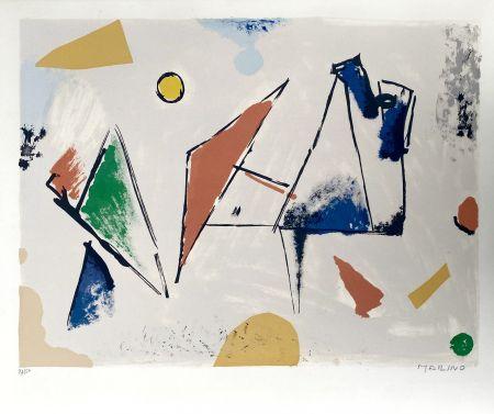 Литография Marini -  From Color to Form VIII