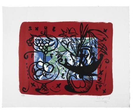 Литография Szczesny - Fruit Still Life