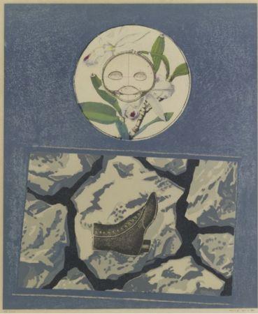Литография Ernst - Fruits défendus