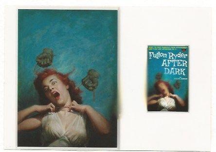 Гашение Prince - Fulton Ryder After Dark by Howard Johnson