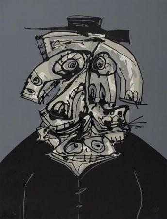 Литография Saura - Galeria de America