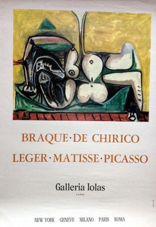 Гашение Picasso - GALERIA IOLAS 1967. LIMITADA 1000 EJ. CZW 251/296