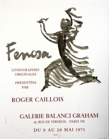 Литография Fenosa - Galerie Balanci Graham