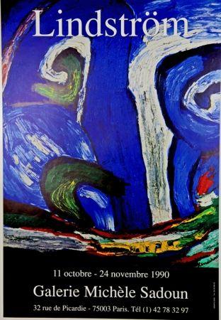 Гашение Lindstrom - Galerie Michele Sadoun