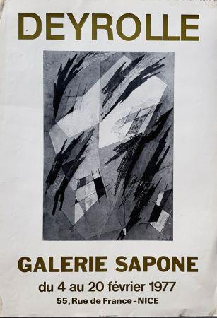 Гашение Deyrolle - Galerie Sapone  Nice
