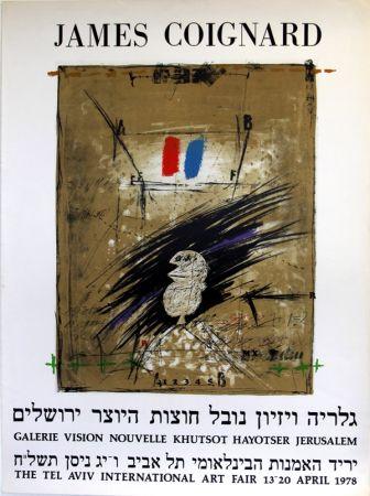 Литография Coignard - Galerie Vision Nouvelle