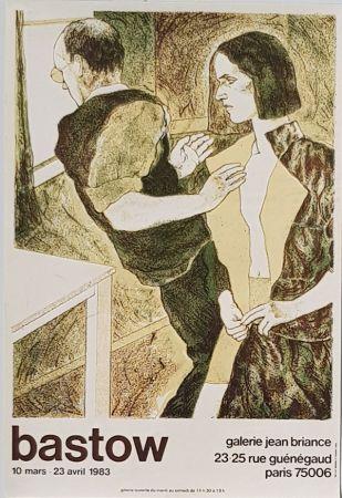 Литография Bastow - Gallery  Jean  Briance