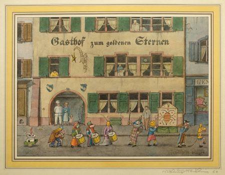 Гашение Stöcklin - Gasthof zum goldenen Sternen
