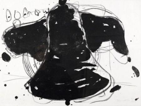 Литография Kounellis - Gegen die Folter