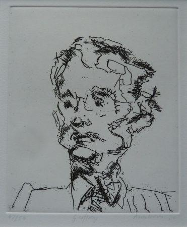 Гравюра Auerbach - Geoffrey