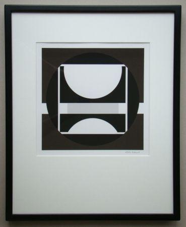 Сериграфия Decock - Geometrische Abstractie