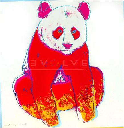 Сериграфия Warhol - Giant Panda Fs Ii.295