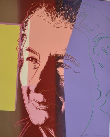 Сериграфия Warhol - Golda Meir (FS II.233) Trial Proof