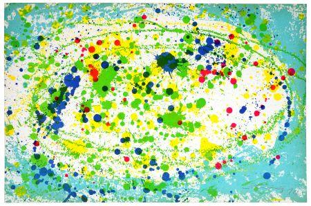 Литография Ting - Good Morning (turquoise)