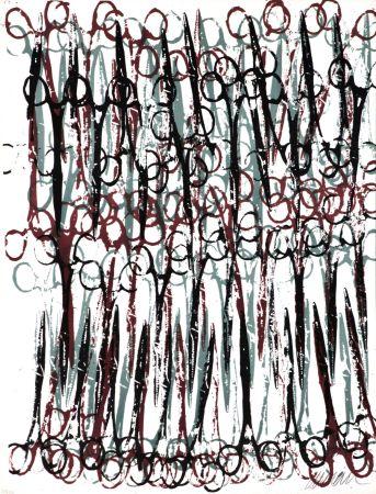 Литография Arman - Gothic
