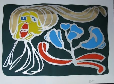 Многоэкземплярное Произведение Appel - Green floating passion