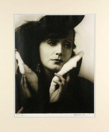 Фотографии Hurrell - Greta Garbo