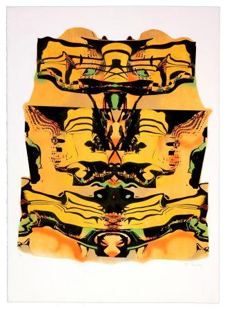 Литография Bury - Guggenheim