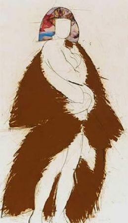 Офорт И Аквитанта Valdés - Hélène