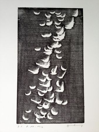 Гравюра На Дереве Hartung - H 14