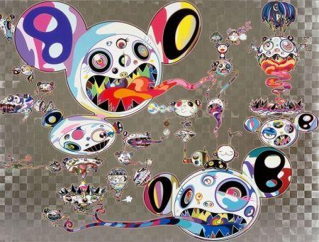 Гашение Murakami - Hands Clasped