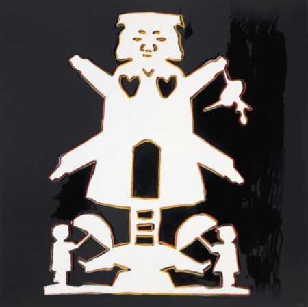 Сериграфия Warhol - Hans Christian Andersen 2