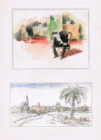 Иллюстрированная Книга Guilbert - Hans le marin; Un scandale au XVIIIe siècle; La femme et le pantin; Le manchot.