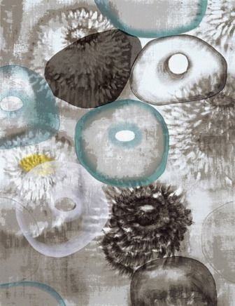 Сериграфия Bleckner - Happiness For Instance II