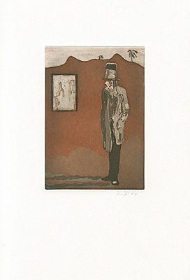 Офорт Doig - Haus der Bilder