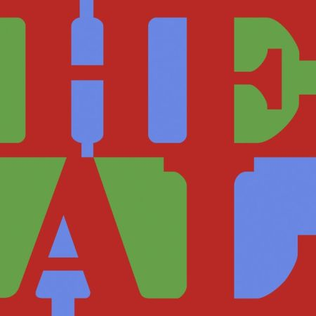 Многоэкземплярное Произведение Indiana - Heal (Red, Green, Blue Variation)