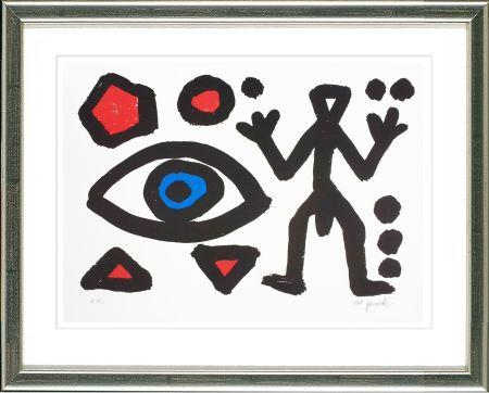 Сериграфия Penck - HEIM