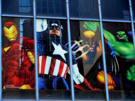Фотографии Galland - Heroes 1 - New-York