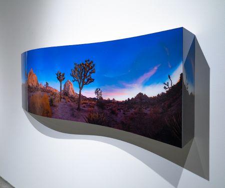 Нет Никаких Технических Kidd - Hidden Rock 2 (Curved) from the Joshua Tree series