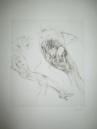 Гравюра Bellmer - Histoire'  De L'oeil