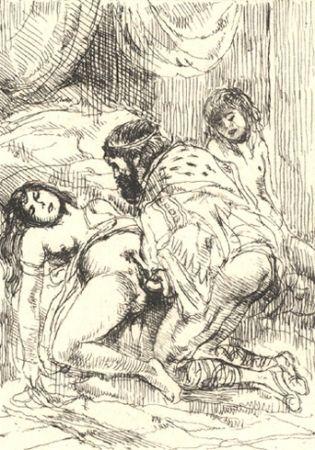 Иллюстрированная Книга Brouet - Histoire du roi Gonzalve et des douze princesses